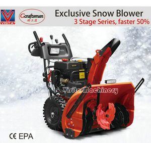 "New Technology (34"") 420cc 3 Stage Snow Thrower"