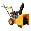 Economic Snow Thrower with Electric Start