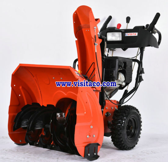 Chain Drive Snow Blower with 208cc Lct Engine
