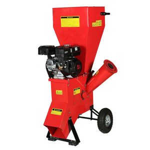 212cc 7HP Gasoline Wood Chipper, Garden Shredder, Wood Crusher