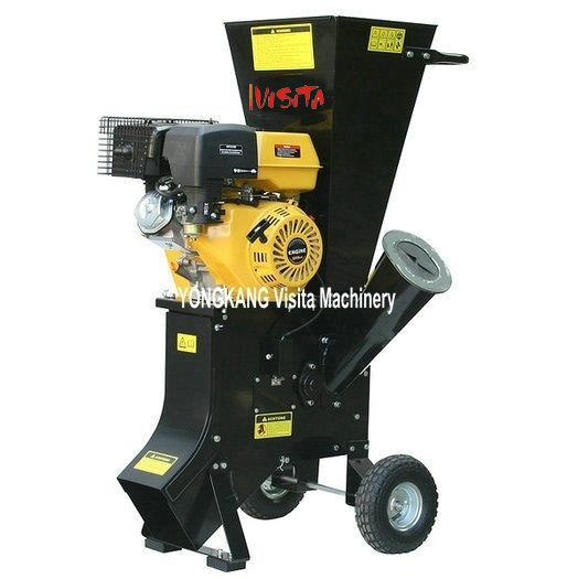 6.5HP Gasoline Powered Wood Chipper