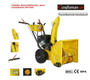 270cc 28inch Compact Electric Start Snow Thrower