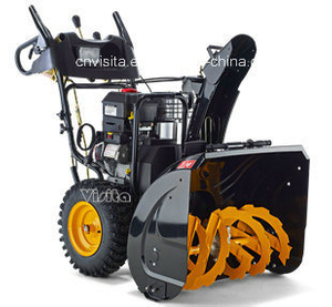 "250cc B&S Engine 24"" Chain Drive Snowblower"