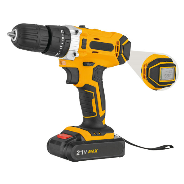 21V Lithium Battery Cordless Electric Drill