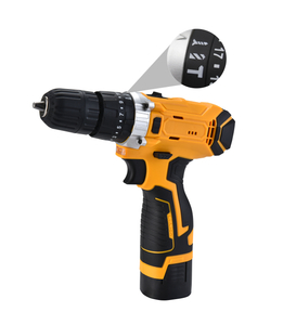 16.8V Lithium Battery Cordless Electric Drill