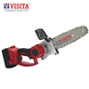 Rechargeable 21V Lithium Battery Cordless Chainsaw